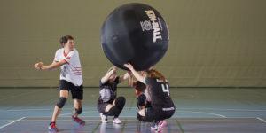 Kin-Ball-Lancer