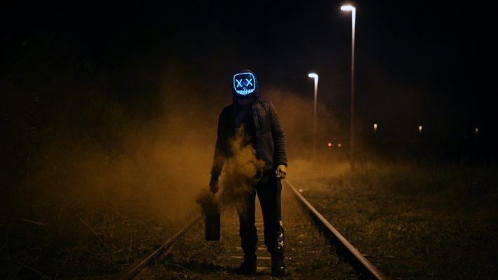 masque la purge halloween